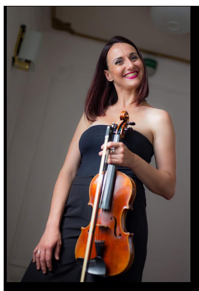 Dusica Blazenovic - Violina